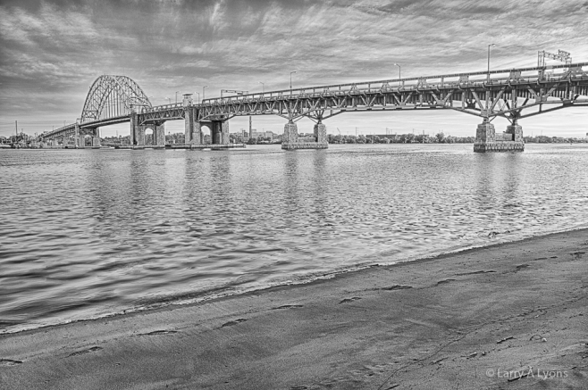 'Tacony-Palmyra Bridge' © Larry A Lyons