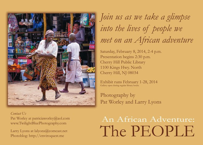'An African Adventure: The People'